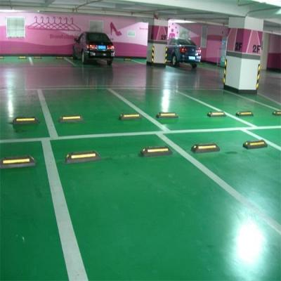 停车场耐磨地坪