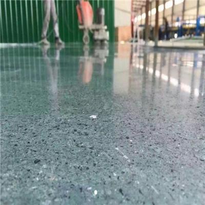 混泥土硬化地坪